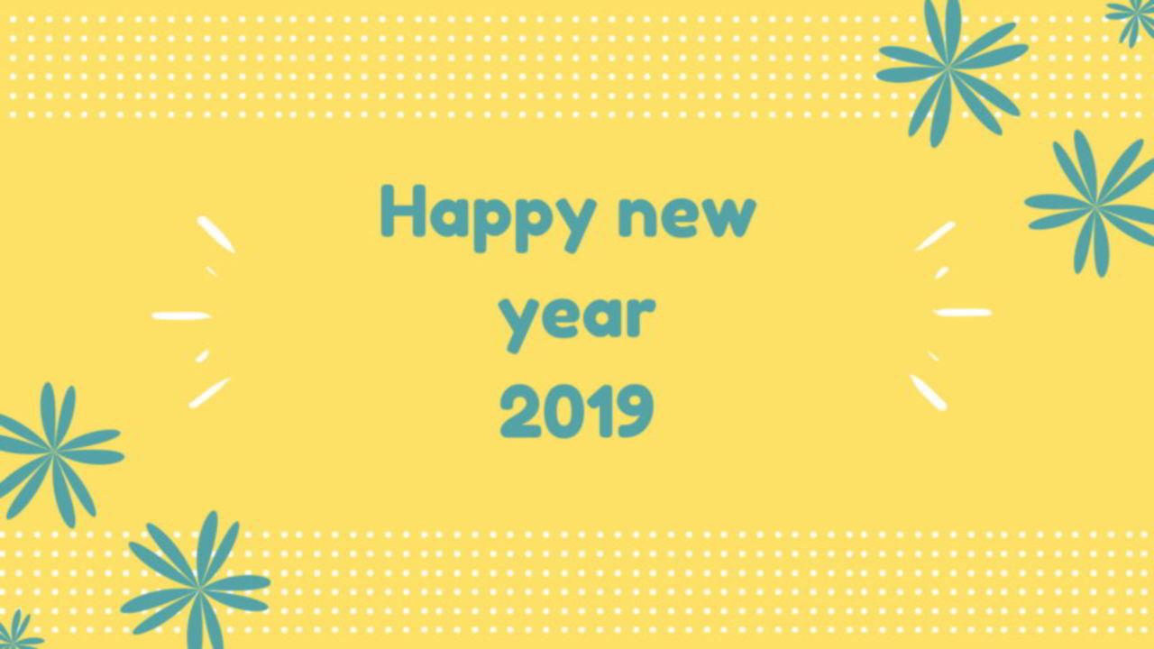 Photos Happy New Year