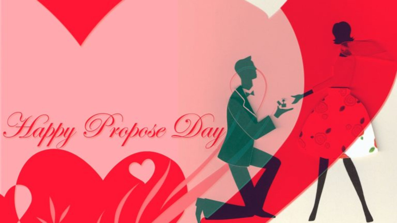 Propose Day Shayari In English