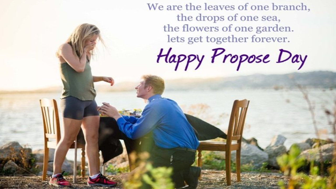 Propose Day Sms English