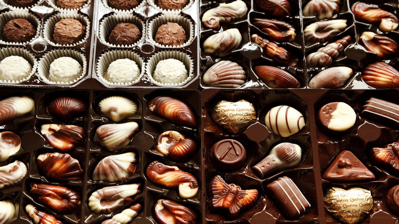Happy Chocolate Day Status For Him
