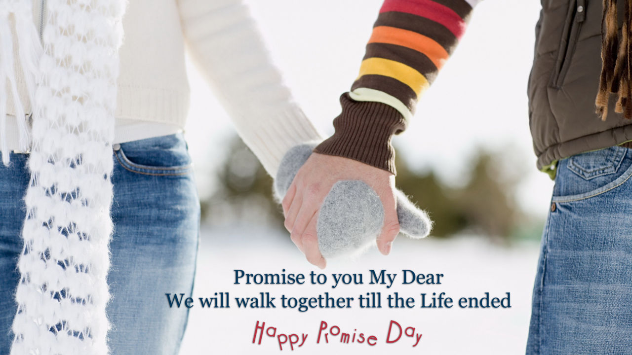 Promise Day Date 2019