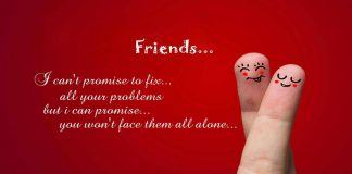 Promise Day Messages For Friends