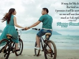 Promise Day Sms In Hindi For Girlfriend
