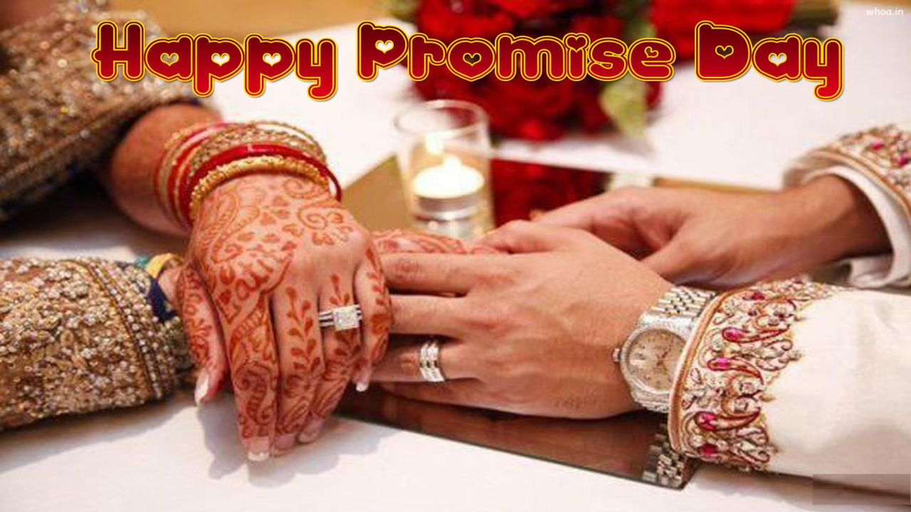 Happy Promise Day Images Hindi