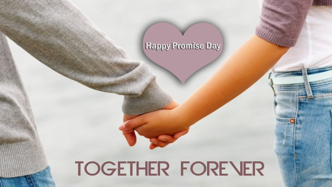 Happy Promise Day Images With Sms