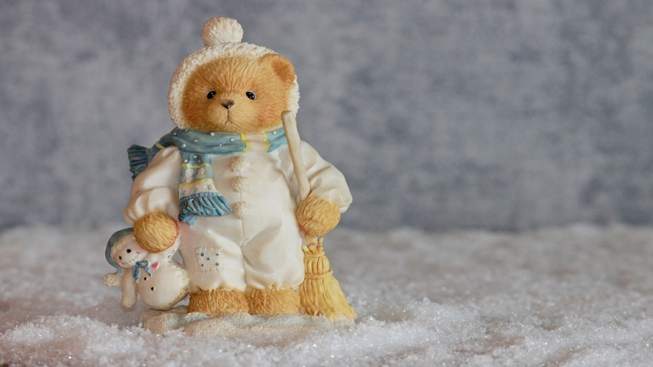 Happy Teddy Day Gif Images