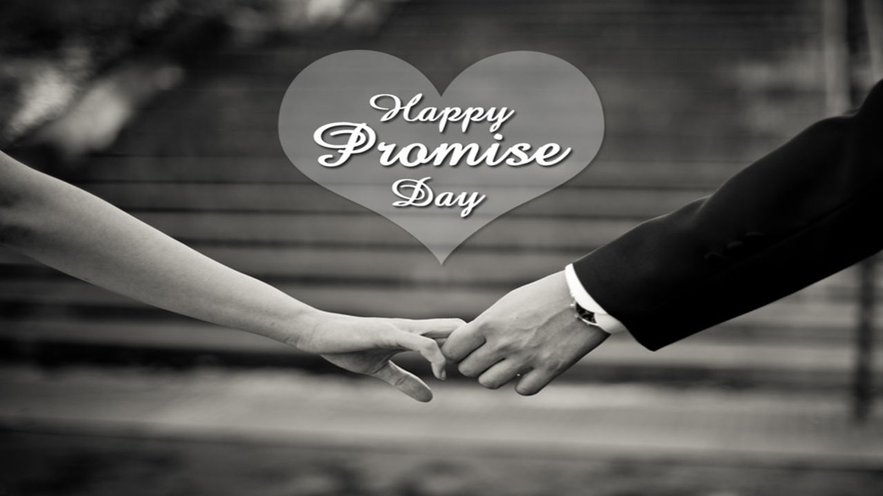 Pics Of Happy Promise Day
