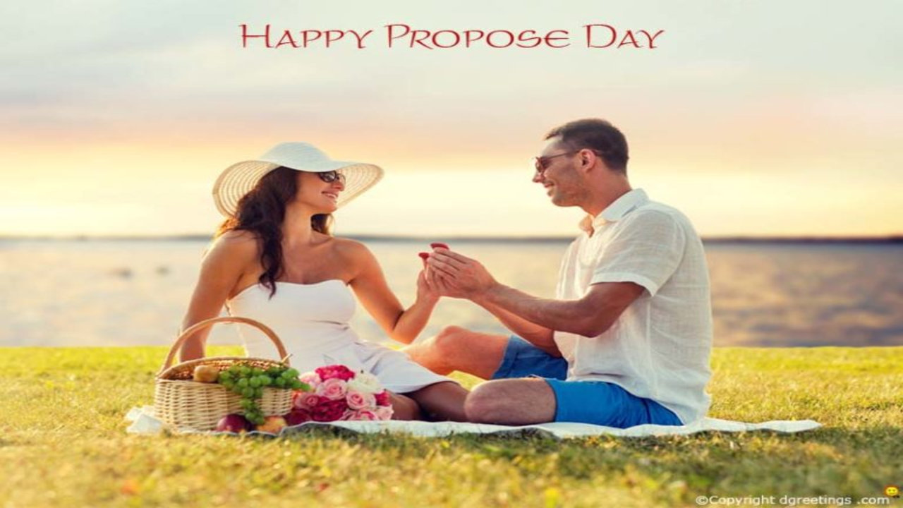 Pics Of Happy Propose Day