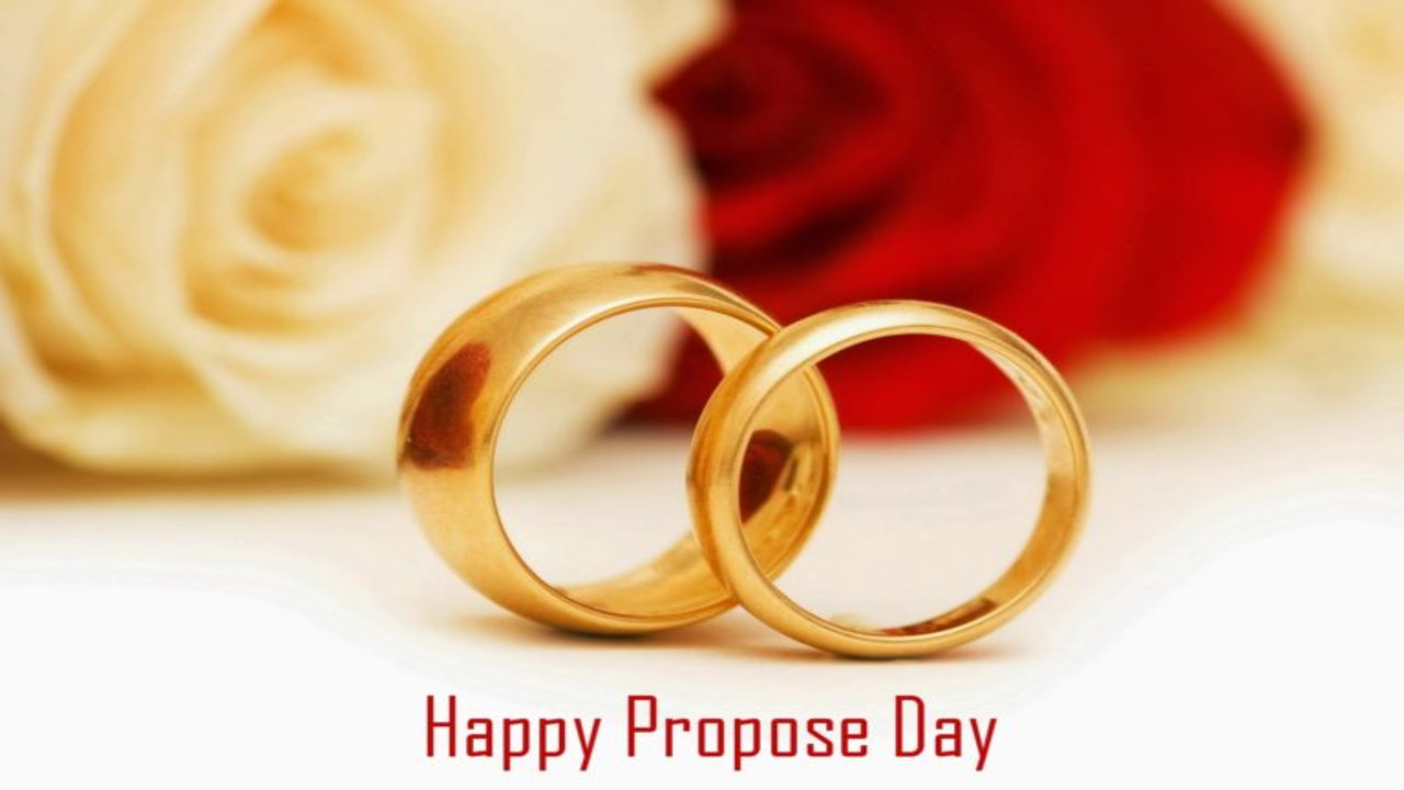Pics Of Propose Day