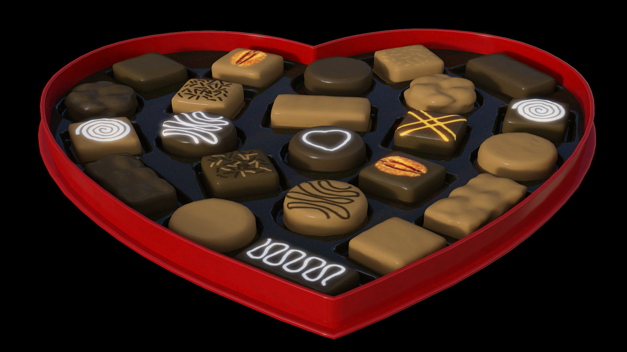 Picture Of Chocolate Day