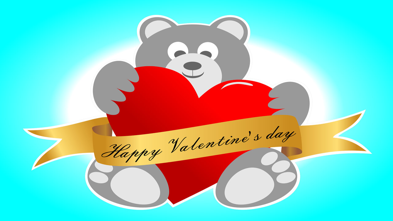 Teddy Day Images Gif
