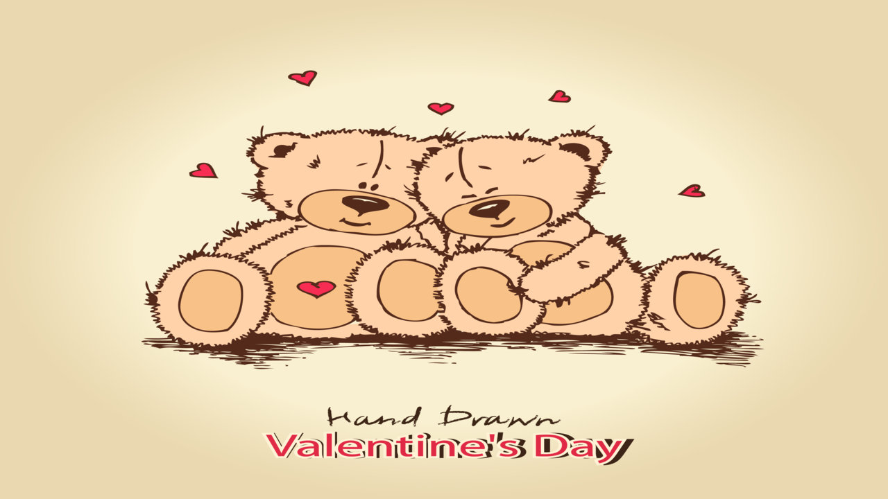 Valentines Day Teddy Images