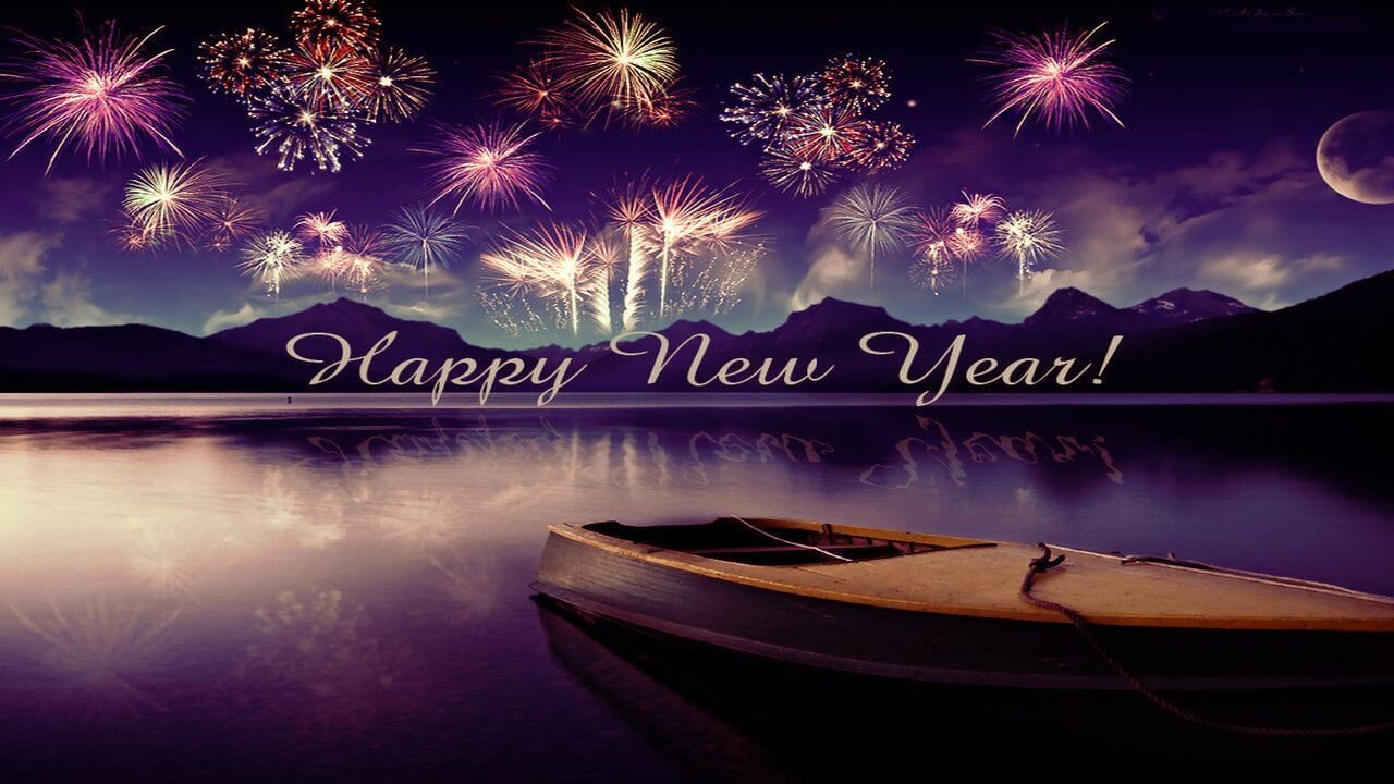 Baby New Year Images