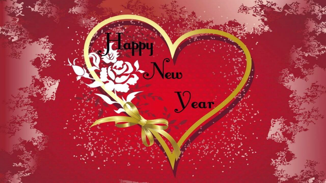 Free Happy New Year Card