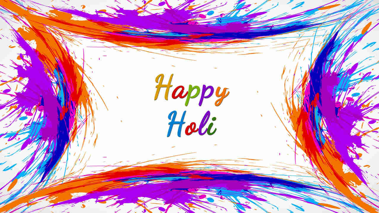 Happy Holi Pics