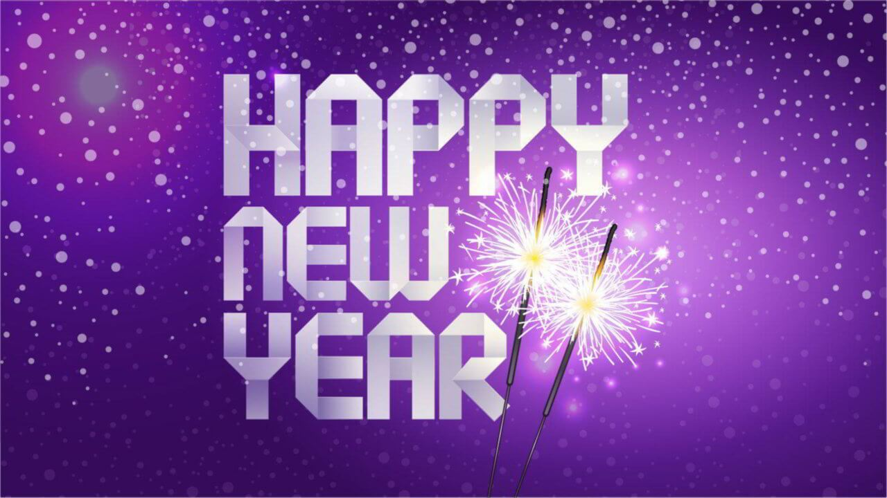 Happy New Year Business Greetings
