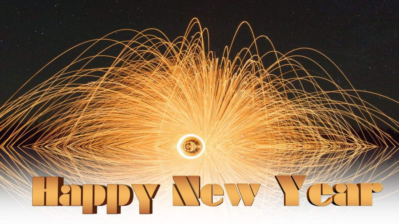 Happy New Year Card Sayings