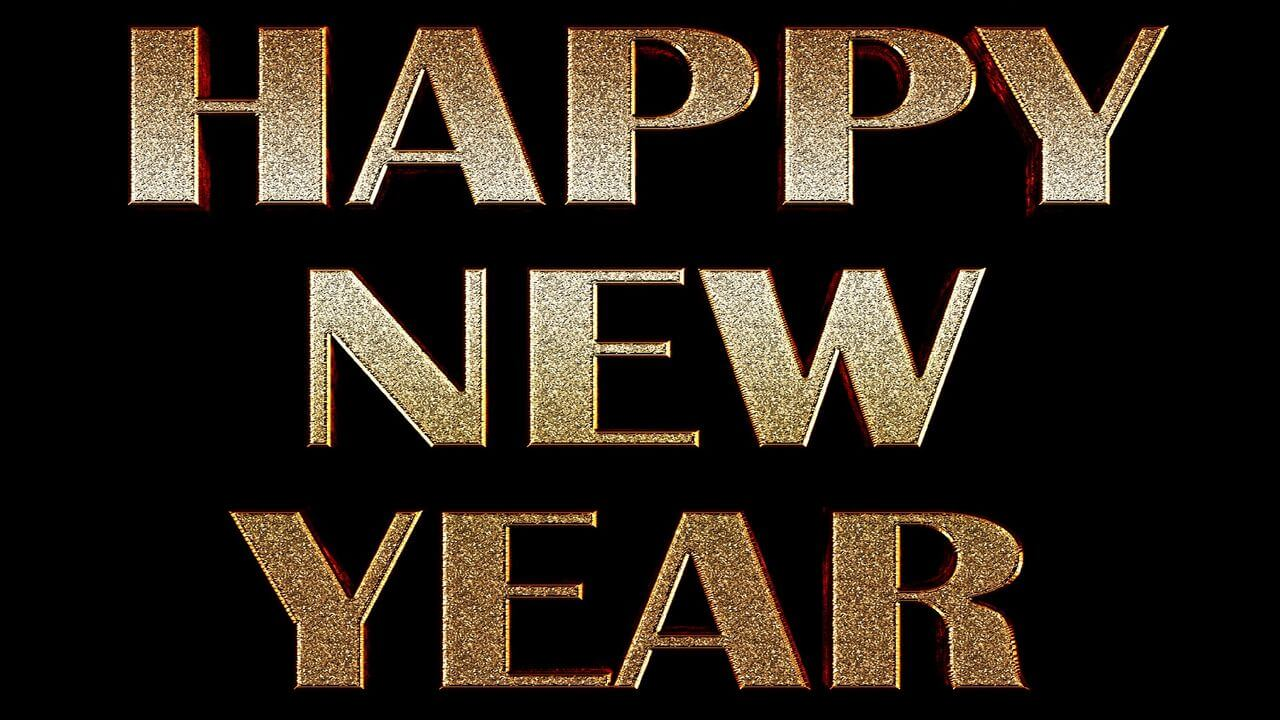 Happy New Year Cartoon Images
