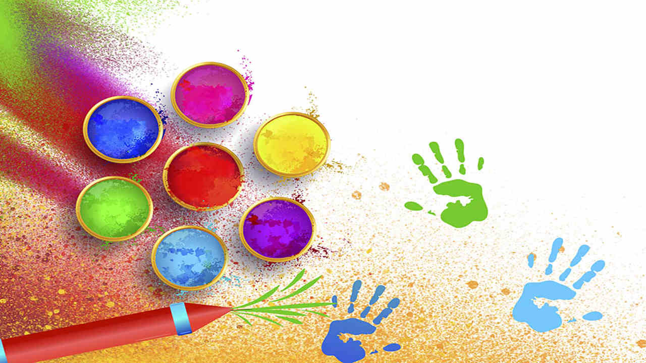 Holi Hindi Wishes