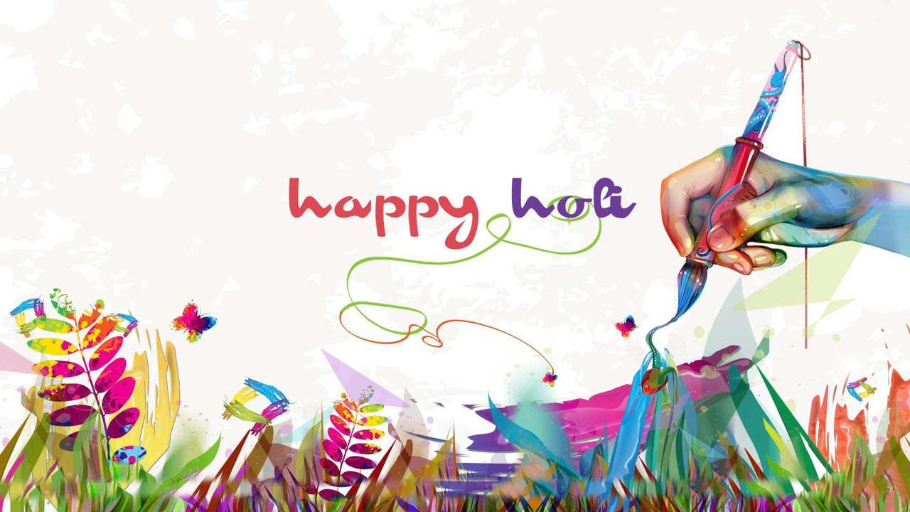 Holi Image In Hd