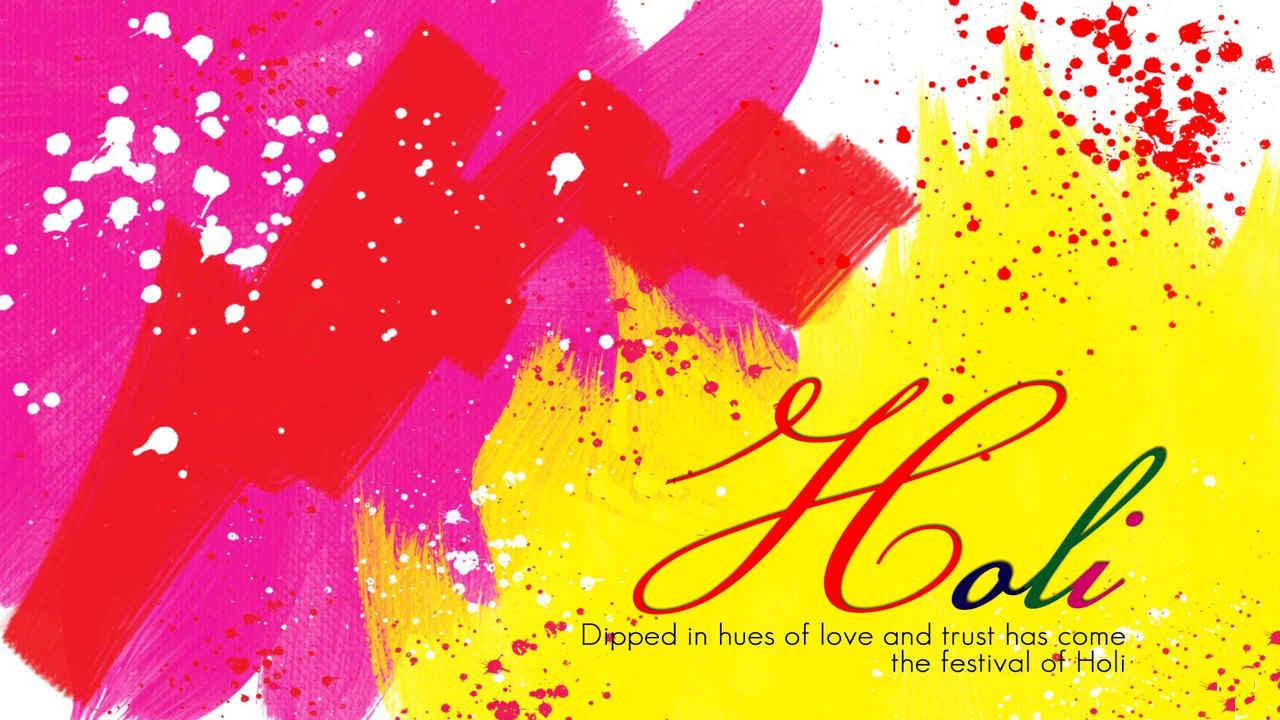 Holi Photos