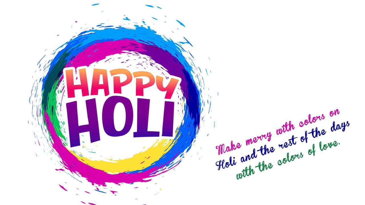 Holi Wallpaper Hd 1080P