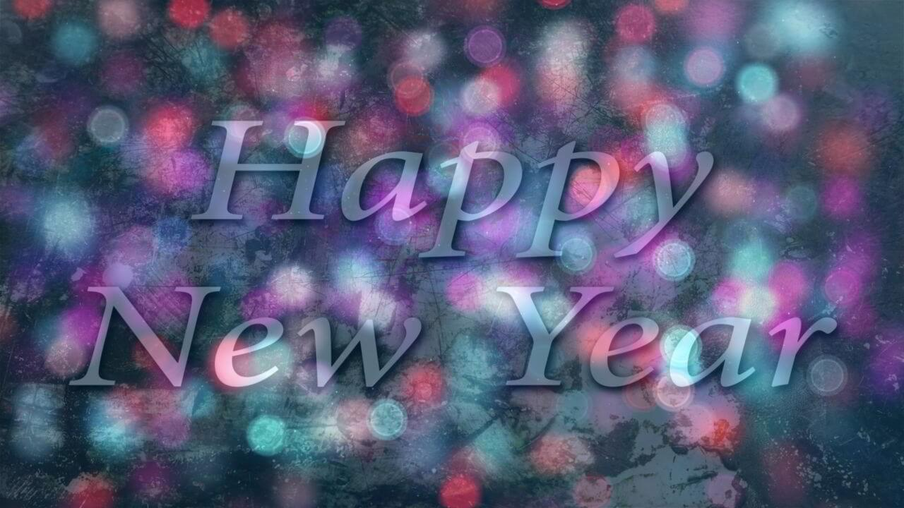 New Year Greeting Message