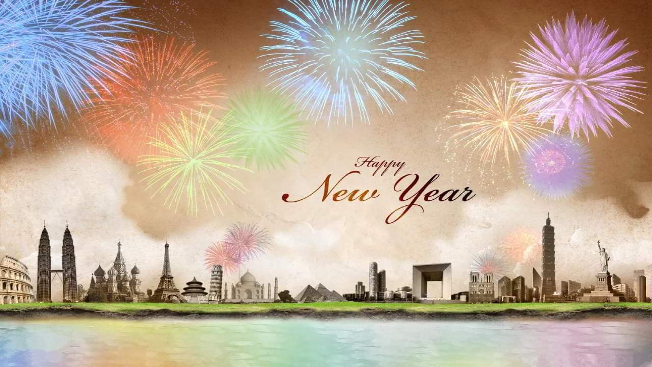 New Year Greeting Quotes