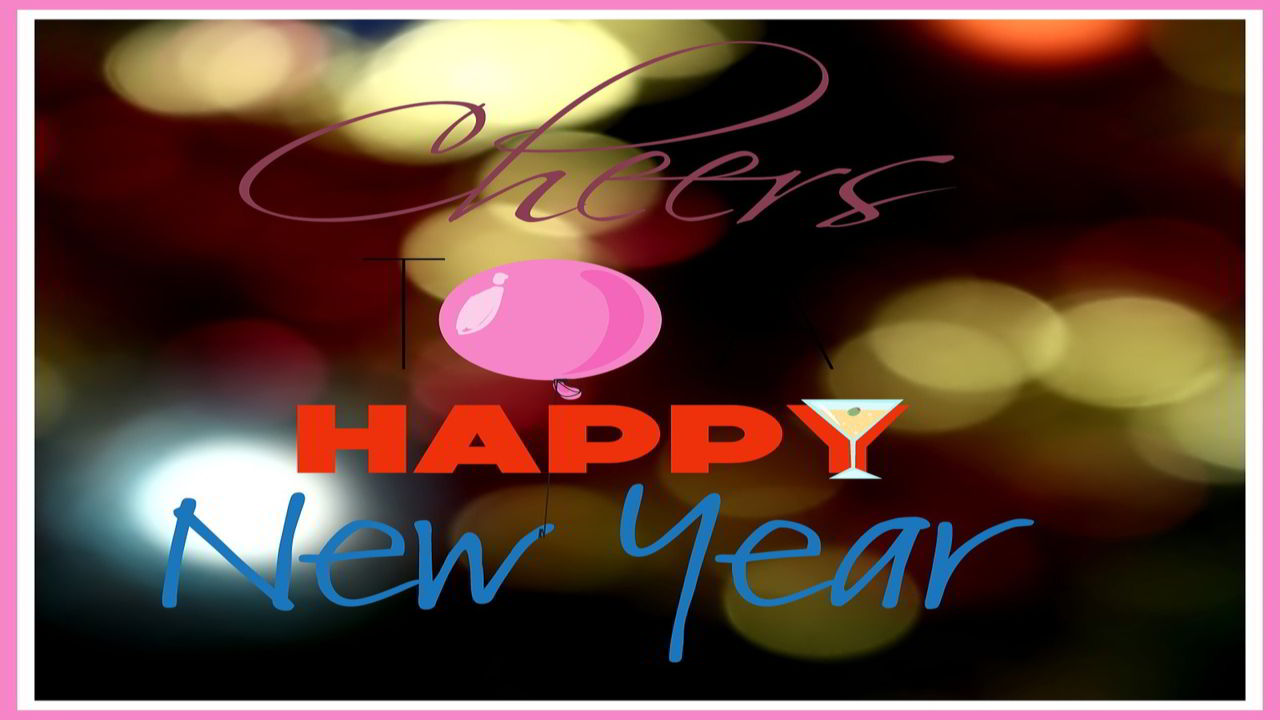 New Year Sms In English