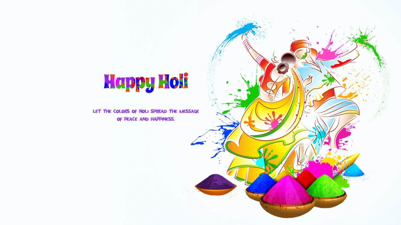 Photos Of Happy Holi