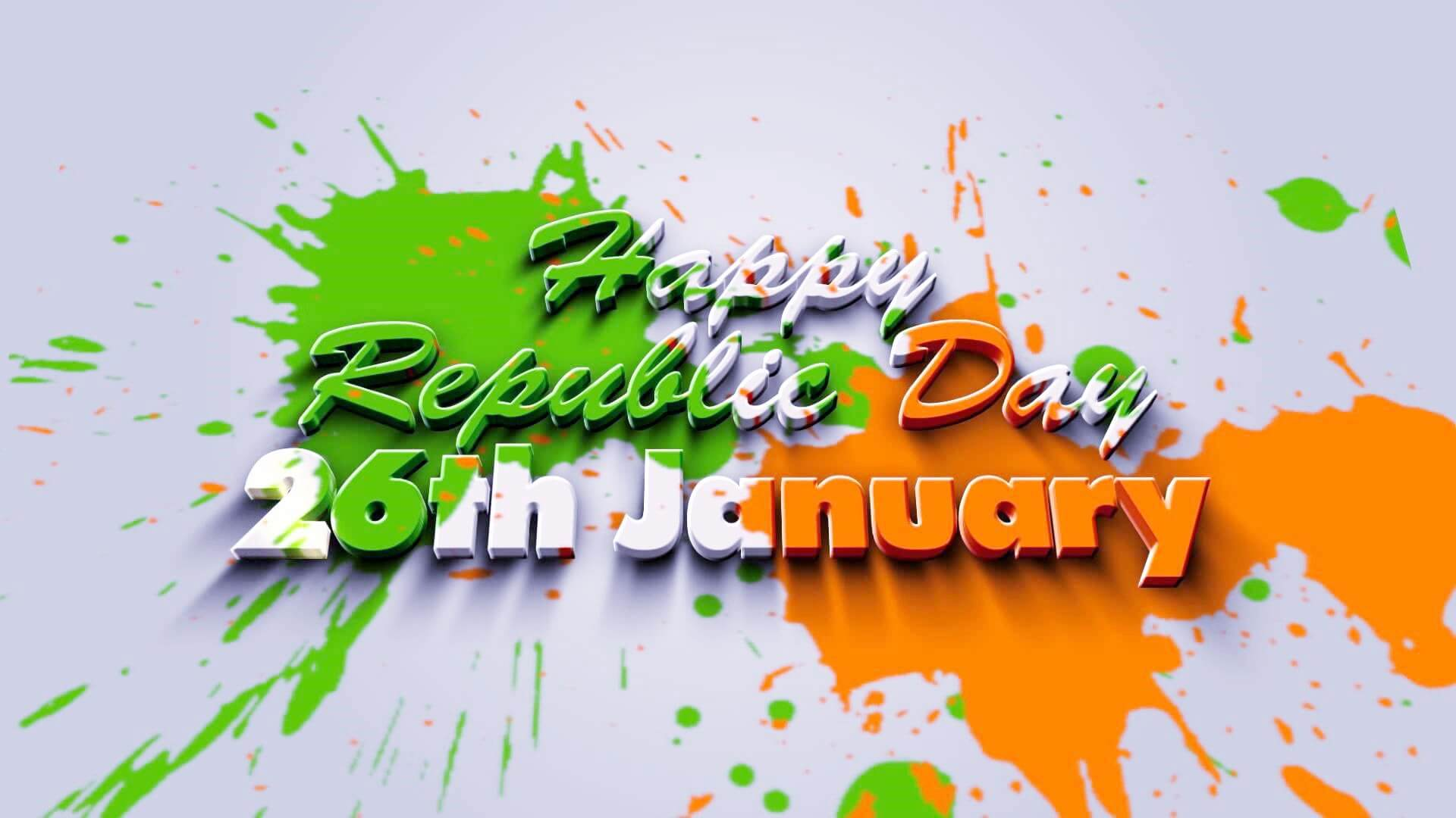 Republic Day Status In English