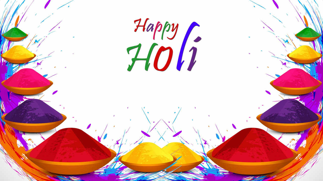 Wallpaper Of Holi
