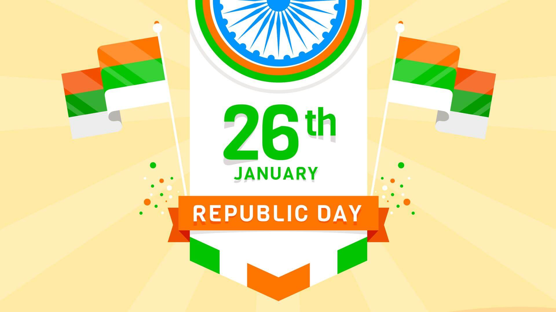 Wishes You Happy Republic Day