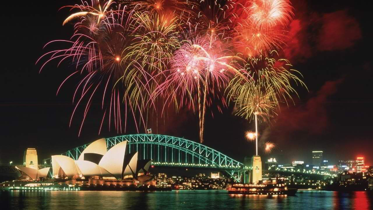 Xmas And New Year Greetings